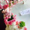 Aranjamente Pink Roses Masa Miri