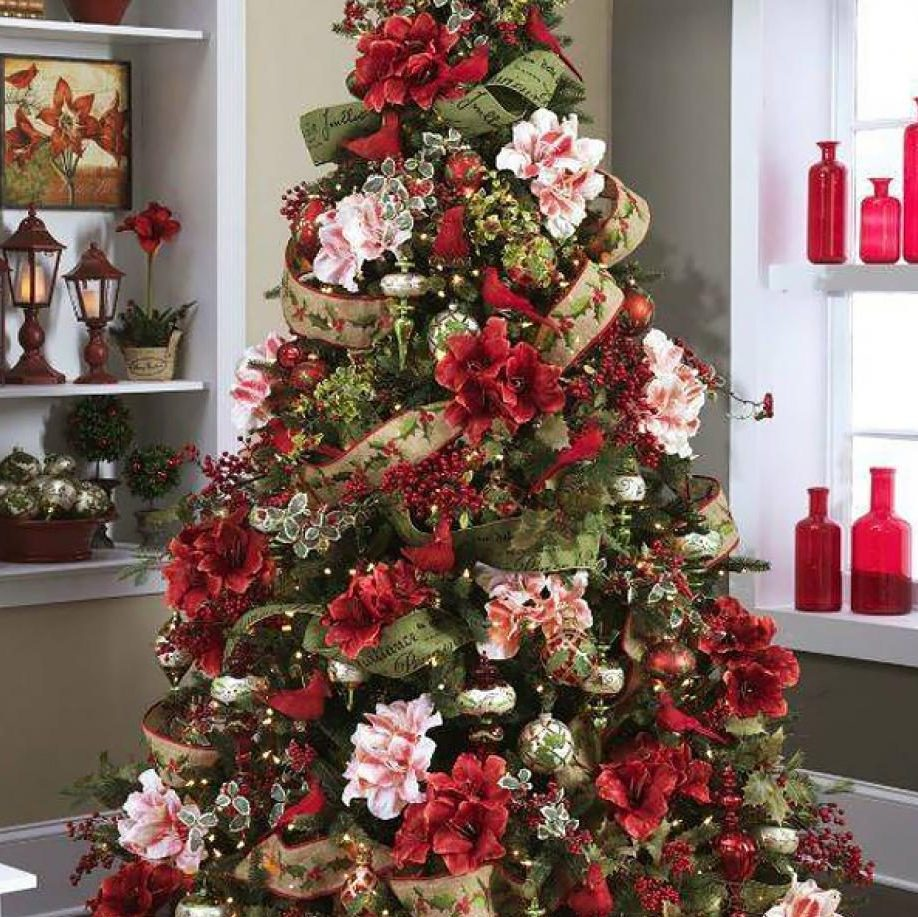 Bouquet Christmas Tree