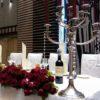 Decor Masa Miri Classic Burgundy